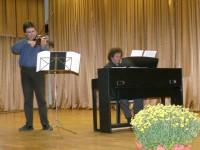 Al doilea mare concert de vioară al anului la Poiana Stampei