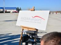 Aeroportul Suceava şi-a lansat noul logo