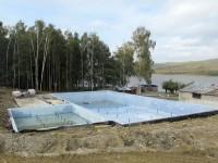 """Primăria Fălticeni vrea să încheie lucrările de amenajare a zonei de agrement """"Nada Florilor"""""""