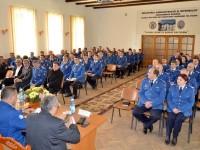 Bilanţ la Şcoala de Subofiţeri Jandarmi Fălticeni