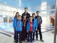 Performanţe deosebite pentru înotătorii suceveni