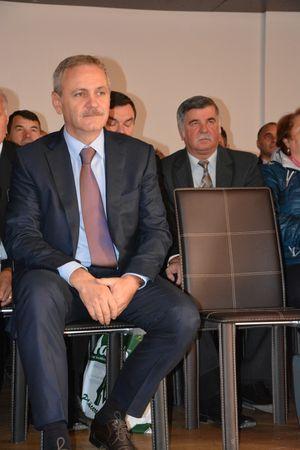 """Liviu Dragnea:""""Eu am ridicat ramura de măslin"""""""