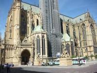 Curcubeul milenar din Metz