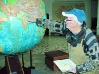"""Globul pământesc al prof. Isaic a """"întinerit"""""""
