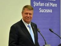 Preşedintele Klaus Iohannis consideră neconstituţională OUG prin care Marinică Sofroni a fost numit secretarul municipiului Rădăuţi