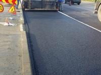 Campanie de reparaţii şi asfaltări
