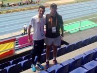 Andrei Dorin Rusu şi Andreea Doroftei, medaliaţi la Balcaniada de cros pentru juniori I