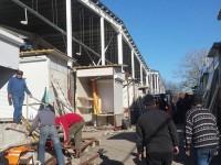 Forţaţi de împrejurări, bazariştii au început să se conformeze normelor ISU Suceava