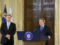 Klaus Iohannis – axul central al scenei politice pe care o va domina, în 2016, în tandem cu Cioloş