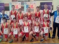 Medalie de argint pentru echipa LPS Suceava