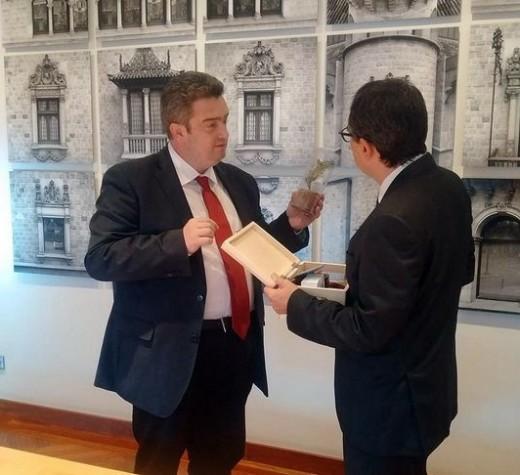 Judeţul Suceava a iniţiat discuţii cu administraţia din Barcelona pentru încheierea unui acord de cooperare