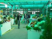 În Piaţa Centrală a Sucevei, ordine ca în hipermarket