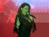 Sandra şi Saragossa Band cântă la Suceava
