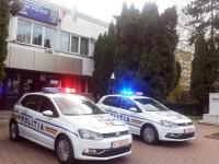 Aproape 800 de poliţişti la datorie