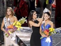 Miss Filipine, încoronată Miss Univers, într-o ceremonie marcată de o enormă gafă a gazdei