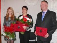 Fălticeniul se mândreşte cu trei noi cetăţeni de onoare