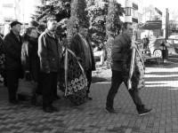 Ceremonii de comemorare a eroilor revoluţiei