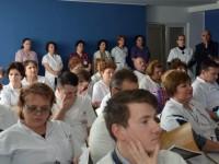 """Revista trimestrială """"Bucovina medicală"""" a fost lansată la Spitalul Judeţean de Urgenţă Suceava"""