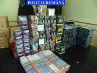 Peste 60.000 de materiale pirotehnice confiscate de poliţişti
