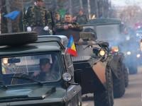 Aproximativ 4.000 de militari, dintre care 500 străini, vor participa la parada din 1 Decembrie de la Bucureşti