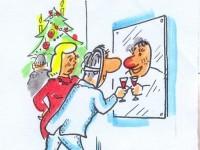Caricatura de Viorel Corodescu - COV