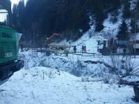 Conducta de gaz ce alimentează Câmpulung Moldovenesc a fost dezgheţată