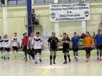 A doua ediţie a Campionatului Judeţean de Futsal, gata de start