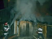 Revelion sfârşit în flăcări la o pensiune din Voroneţ