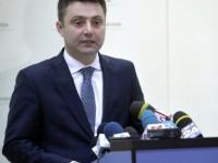 Procurorul general Tiberiu Niţu şi-a înaintat demisia din funcţia de procuror general