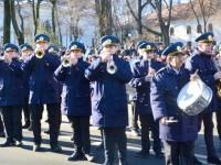 """Mutarea fanfarei municipiului Suceava la Centrul Cultural """"Bucovina"""""""