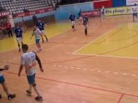 CSU Suceava a pierdut fără dubii disputa cu liderul HC Dobrogea Sud