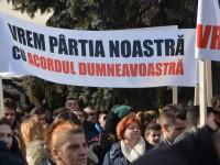 Petiţie semnată de peste 7.500 de persoane şi înaintată Guvernului Cioloş