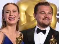 """""""Spotlight"""" şi """"The Revenant"""" sunt marii câştigători din acest an"""