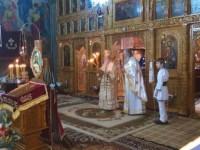 1 Martie – Liturghie arhierească la Drăgoieşti