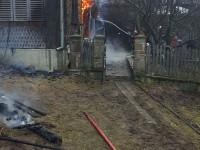 Un nou deces înregistrat în urma unui incendiu