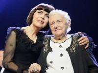 A murit mama cântăreţei franceze Mireille Mathieu