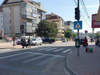 Primăria Suceava vrea să repare indicatoarele rutiere, semafoarele şi barierele electromecanice