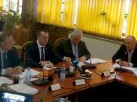 """""""Simpozion"""" pe tema termoficării din municipiul Suceava în Consiliul Local"""