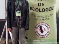 Elevul Nicolae Andronic-Gorcea a obţinut premiul I şi calificarea în lotul lărgit pentru etapa internaţională