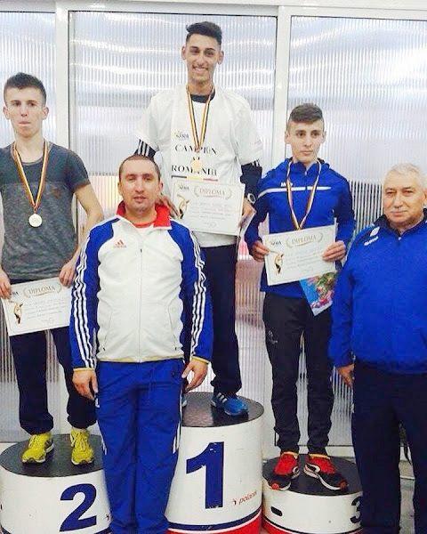 Performanţe remarcabile pentru tânărul Andrei Dorin Rusu