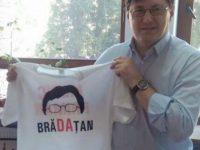 Tricouri cu doctorul Tiberius Brădăţan