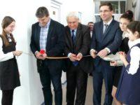 """Inaugurarea sălii de sport a Şcolii Gimnaziale """"I. Ciurea"""""""