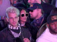 Rihanna şi DiCaprio nu îşi mai ascund iubirea