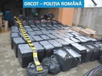 Poliţişti suceveni pe urma ţigărilor de contrabandă, peste graniţele judeţului