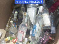 Dosarul contrabandiştilor de ţigări şi alcool din Piaţa centrală a Sucevei a fost finalizat