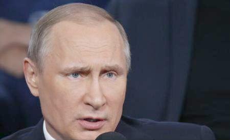 Vladimir Putin afirmă că operaţiunea militară a Rusiei a întărit statalitatea Siriei