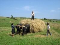Viaţa rurală autentică din Bucovina