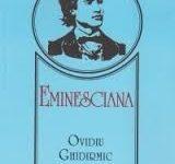 Exegeza polemică Eminesciana de Ovidiu Ghidirmic