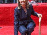 Jodie Foster şi-a inaugurat steaua pe Hollywood Boulevard