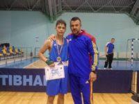 Medalie de aur pentru pugilistul Laurenţiu Ungureanu de la CSM Suceava
